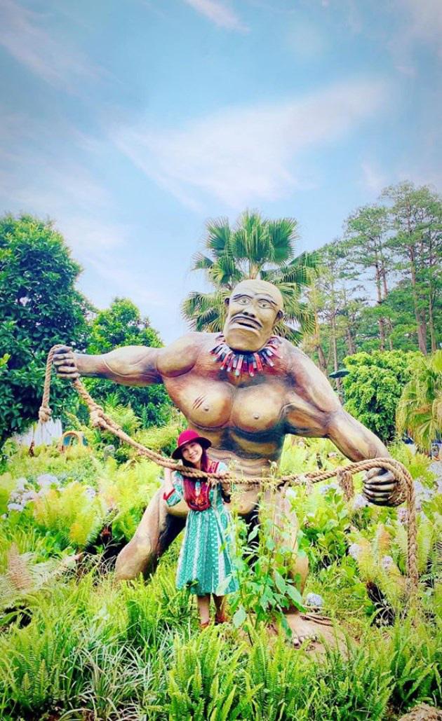 Khu du lịch Quỷ Núi ở Đà Lạt bị chê ghê rợn, ảnh hưởng mảng xanh - Ảnh 7.