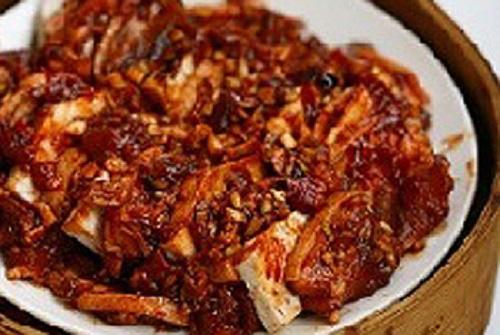 Thịt hấp khoai môn bùi thơm cho bữa tối ngon cơm - Ảnh 3.