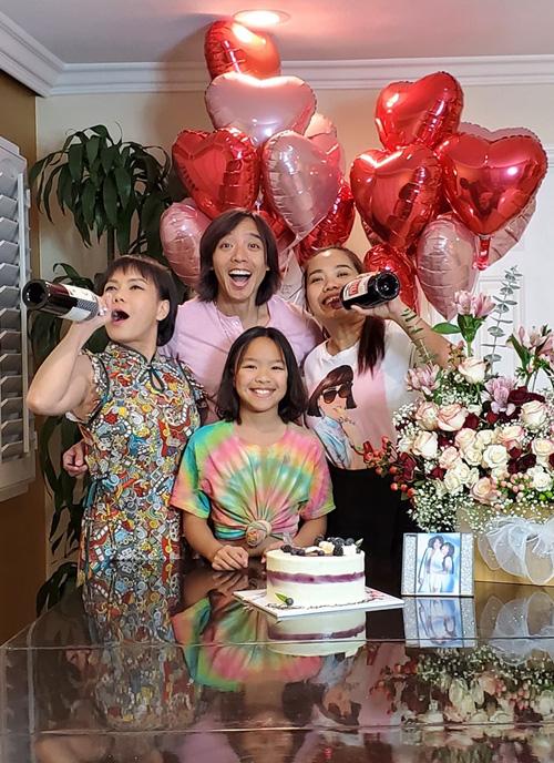 Việt Hương - Hoài Phương kỷ niệm 14 năm bên nhau - Ảnh 6.