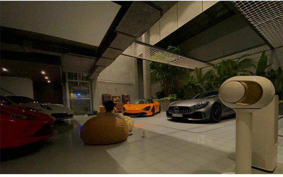 Hé lộ góc yêu thích bên trong biệt thự 20 tỷ, Đàm Thu Trang khoe thêm những góc nhà hoành tráng khác - Ảnh 8.