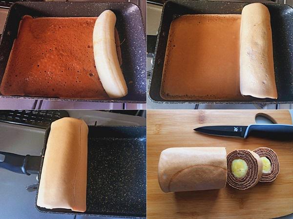 Không cần lò nướng bạn vẫn có được món bánh cuộn ngon tuyệt đỉnh cho bữa sáng - Ảnh 3.