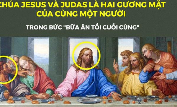 Câu chuyện rất nổi tiếng về người làm mẫu cho danh họa Leonardo da Vinci vẽ Chúa và Judas chứng minh con người tâm thế nào thì tướng mạo thế ấy - Ảnh 1.