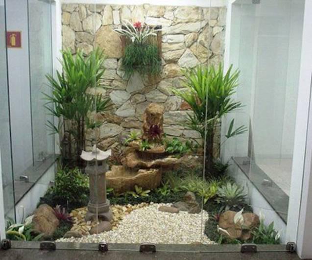 Mướt mắt với những mẫu vườn tí hon siêu đẹp cho nhà diện tích nhỏ - Ảnh 6.
