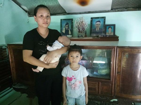 Xót xa cảnh người phụ nữ góa phụ mong có tiền để phẫu thuật tim bẩm sinh cho con - Ảnh 4.