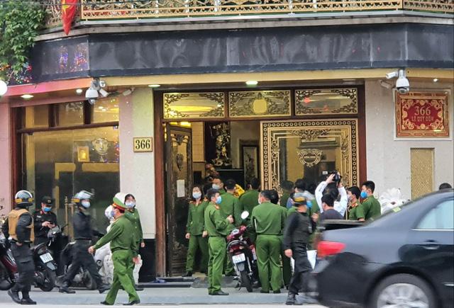 Nhân chứng vụ Đường Nhuệ đánh người ngay tại trụ sở công an bất ngờ thay đổi lời khai - Ảnh 4.