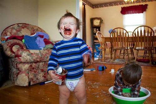 5 dấu hiệu chứng tỏ con bạn thông minh từ tấm bé nhưng cha mẹ thường bỏ qua, còn cho đó phá phách, ngỗ ngược - Ảnh 3.