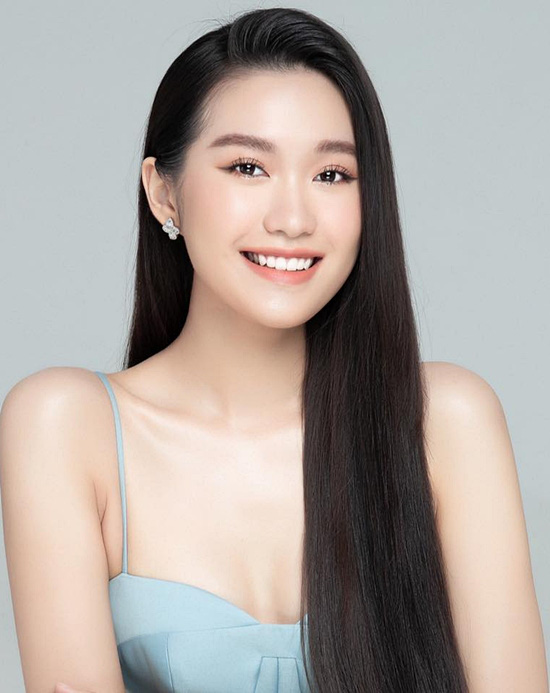 Nữ sinh Luật gây chú ý khi thi Hoa hậu VN 2020 - Ảnh 2.