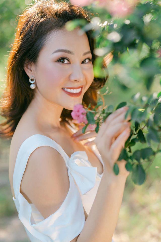 Điều ít biết về vợ xinh đẹp của NSƯT Đăng Dương - Ảnh 1.