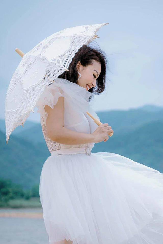 Điều ít biết về vợ xinh đẹp của NSƯT Đăng Dương - Ảnh 6.