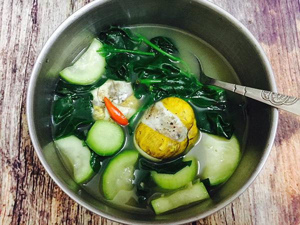 Trứng lộn nấu với loại quả này thành món ngọt, ngon, bổ dưỡng, chồng con ăn sạch nồi - Ảnh 3.