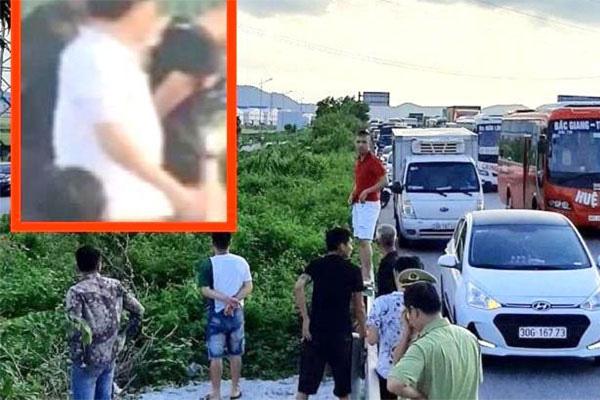 Hé lộ mặt hàng nhập lậu trên xe 16 chỗ tông chết một cảnh sát cơ động trên cao tốc Hà Nội – Bắc Giang - Ảnh 2.