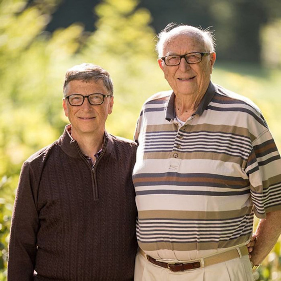 Cha Bill Gates qua đời ở tuổi 94 - Ảnh 3.