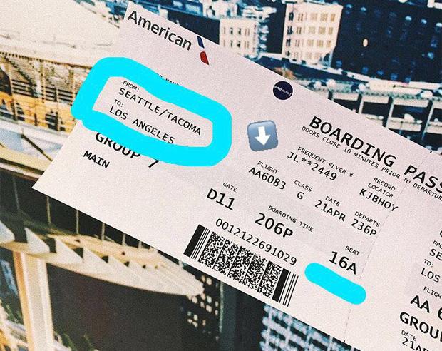 Đừng dại dột khoe ảnh vé may bay lên mạng xã hội, hậu quả của nó bạn không thể ngờ tới - Ảnh 1.