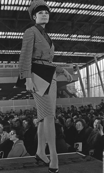 Thời trang ngắm hoài không chán của phái đẹp Liên Xô - Ảnh 6.