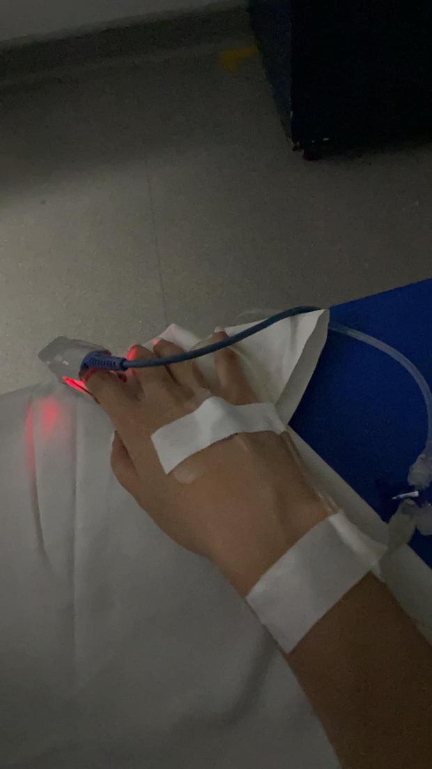 Mai Phương Thúy lại nhập viện, nguyên nhân khiến nhiều người lo lắng - Ảnh 1.