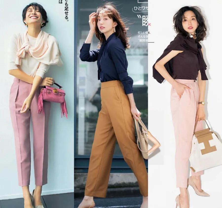 4 công thức diện đồ Thu hack dáng thon gọn, cao ráo mà nàng công sở Việt tuổi 30+ có thể học lỏm từ style của phụ nữ Nhật - BAAO.VN