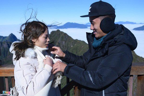 گردشگران به Sa Pa می روند ، کوه Fansipan پر از سال نو است - عکس 8.