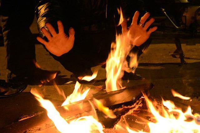 در حال آتش سوزی ، یک نفر بر اثر سوختگی شدید جان خود را از دست داد - عکس 1.