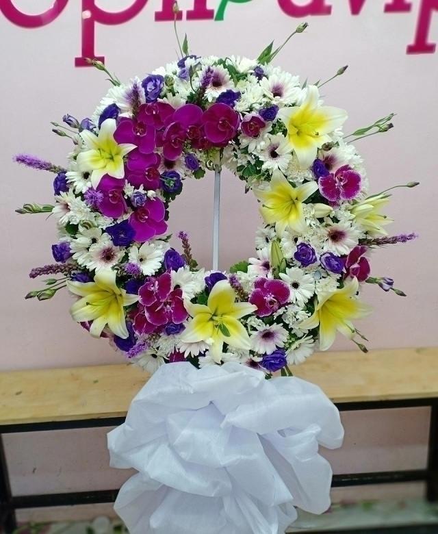 Shop Hoa VIP – Nhận đặt và giao vòng hoa tang lễ tại TPHCM nhanh chóng - Ảnh 2.