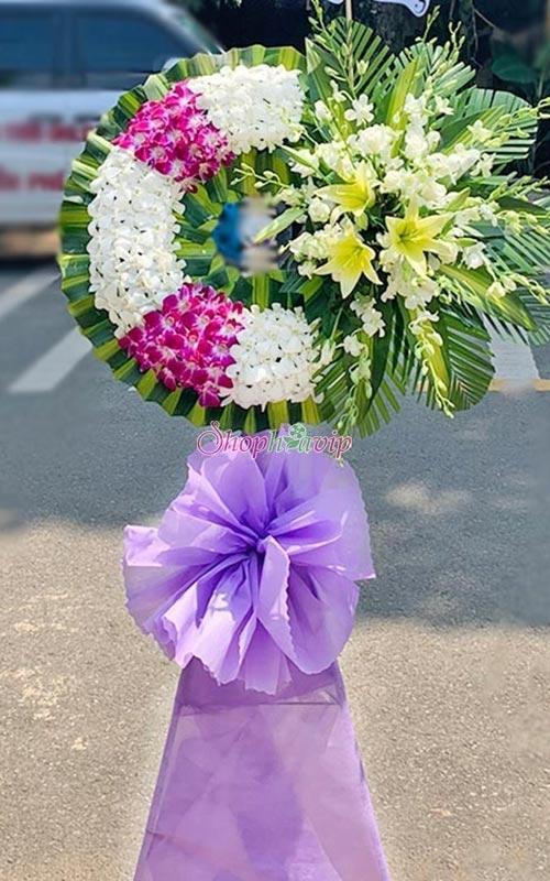 Shop Hoa VIP – Nhận đặt và giao vòng hoa tang lễ tại TPHCM nhanh chóng - Ảnh 3.