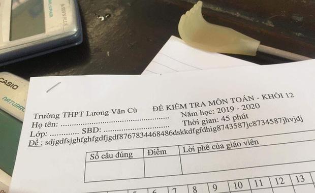 Thầy cô thời 4.0 phải đánh mã đề như thế này, học trò xem xong chỉ biết khóc - Ảnh 4.