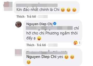 MC Diep Chi عادت خود را در پوشیدن برای سالهای طولانی آشکار کرد: جامعه آنلاین بلافاصله Song Hye Kyo را ستایش کرد - تصویر 4.