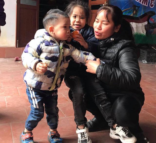 Thêm thông tin về nhân thân 2 cháu bé bị bỏ rơi giữa trời mưa lạnh trên đê sông Hồng - Ảnh 4.