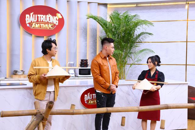 Lê Dương Bảo Lâm phản ứng với chiến thắng gây tranh cãi của Cẩm Hò tại Đấu trường ẩm thực - Ảnh 2.