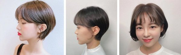 4 kiểu tóc ngắn đang làm mưa làm gió tại các salon Hàn Quốc, diện lên là trẻ xinh hơn hẳn - Ảnh 2.