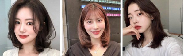 4 kiểu tóc ngắn đang làm mưa làm gió tại các salon Hàn Quốc, diện lên là trẻ xinh hơn hẳn - Ảnh 3.