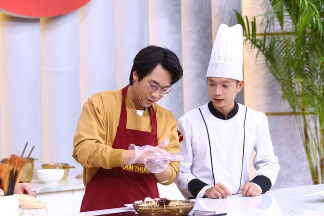 Lê Dương Bảo Lâm phản ứng với chiến thắng gây tranh cãi của Cẩm Hò tại Đấu trường ẩm thực - Ảnh 4.