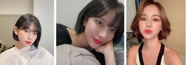 4 kiểu tóc ngắn đang làm mưa làm gió tại các salon Hàn Quốc, diện lên là trẻ xinh hơn hẳn - Ảnh 4.