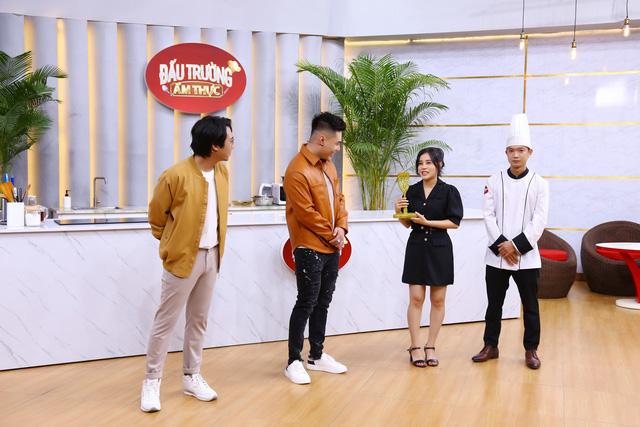 Lê Dương Bảo Lâm phản ứng với chiến thắng gây tranh cãi của Cẩm Hò tại Đấu trường ẩm thực - Ảnh 5.