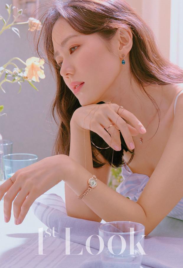 سون یه جین - دوست دختر هیون بن تمام تجارت نمایش کره ای رو داره - عکس 4.