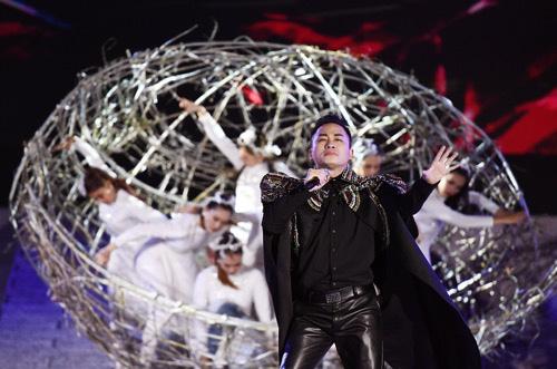 Hàng nghìn người bùng nổ trong Đại nhạc hội New Year countdown 2021 Nam Phú Quốc - Ảnh 7.