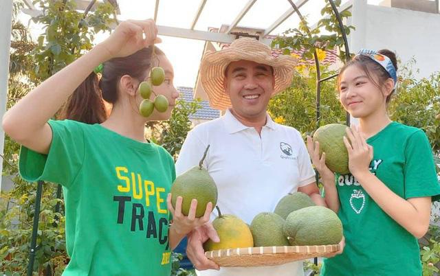 Sao Việt sở hữu biệt thự, cát- sê ngất ngưởng vẫn thích làm… nông dân - Ảnh 2.