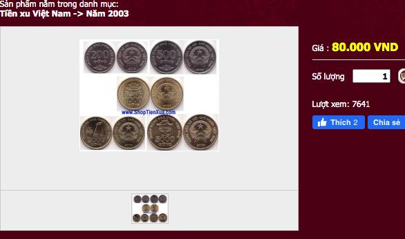 فیلم ویدئو: شما ده ها بار به دنبال سکه های ویتنامی و پارادوکس قیمت هستید - عکس 4.