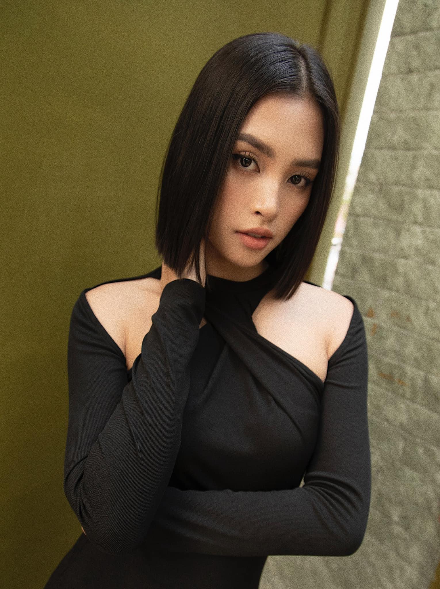 Hoa hậu Tiểu Vy bất ngờ bị so với Trà Xanh