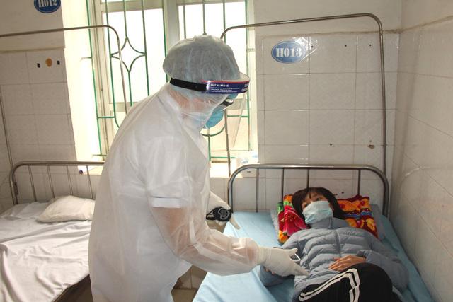 Bên trong khu điều trị cách ly tại Bệnh viện dã chiến Chí Linh - Ảnh 6.