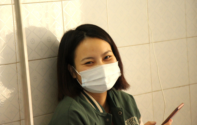 Bên trong khu điều trị cách ly tại Bệnh viện dã chiến Chí Linh - Ảnh 9.