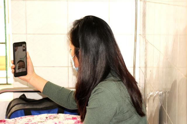 Bên trong khu điều trị cách ly tại Bệnh viện dã chiến Chí Linh - Ảnh 10.