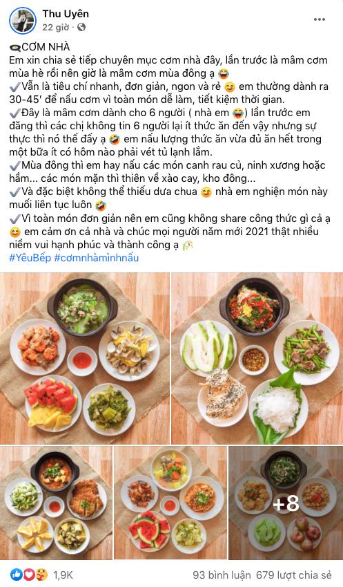 سینی برنج بیش از 200000 VND در هر وعده غذایی برای 6 نفر که هم خوشمزه و هم زیبا هستند ، همه باید تعارف و گریه کنند - عکس 2.