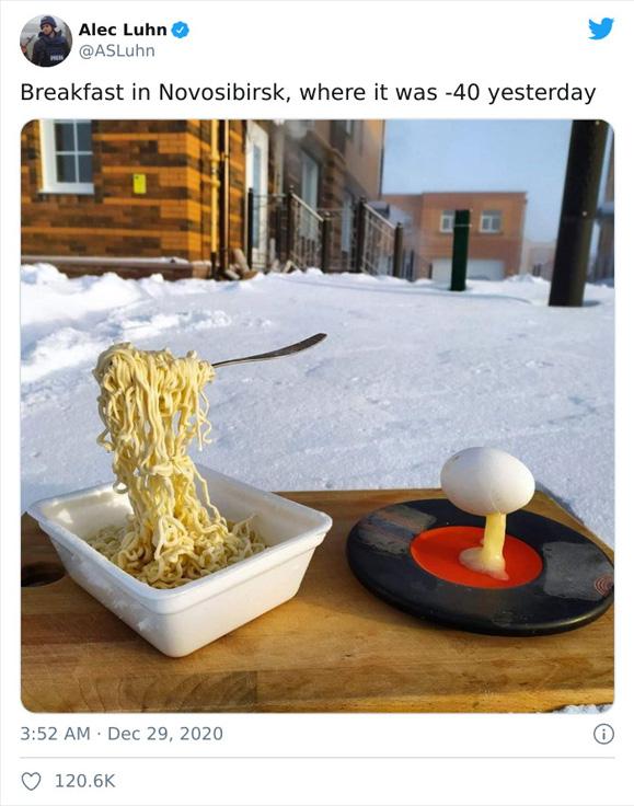 سرد ثبت منفی 40 درجه ، روسیه امروز چگونه است؟  - تصویر 2