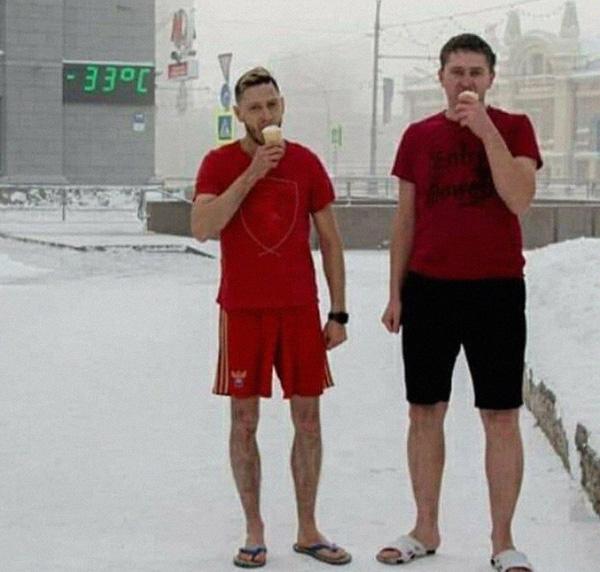 سرد ثبت منفی 40 درجه ، روسیه امروز چگونه است؟  تصویر 7