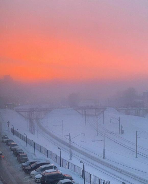 سرد ثبت منفی 40 درجه ، روسیه امروز چگونه است؟  تصویر 10