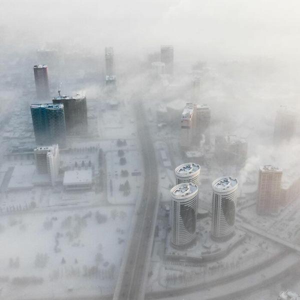 سرد ثبت منفی 40 درجه ، روسیه امروز چگونه است؟  تصویر 11