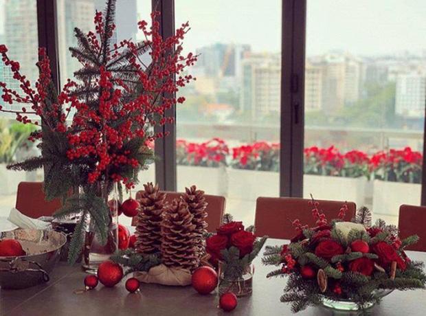 Nhìn từ ban công nhà hoa hậu Đặng Thu Thảo ai cũng thừa nhận biệt thự có view đẹp ngất ngây - Ảnh 5.