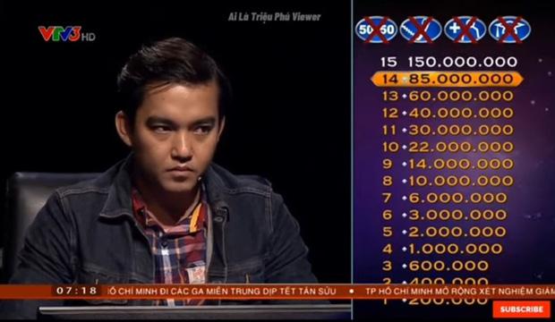 وی به عنوان اولین شخص میلیونر تاریخ ، به س 15ال 15 پاسخ داد ، 63 میلیون از دست داد ، اما این درست است Tran Dang Dang Khoa - تصویر 2.