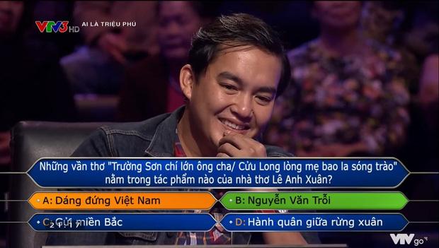 وی به عنوان اولین شخص میلیونر تاریخ ، به سوال 15 پاسخ داد ، 63 میلیون ضرر کرد ، اما این درست است Tran Dang Dang Khoa - تصویر 3.