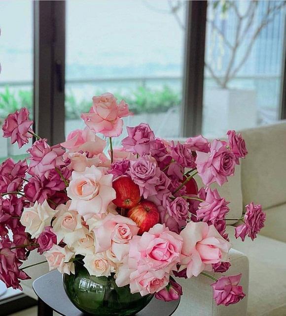 Nhìn từ ban công nhà hoa hậu Đặng Thu Thảo ai cũng thừa nhận biệt thự có view đẹp ngất ngây - Ảnh 6.